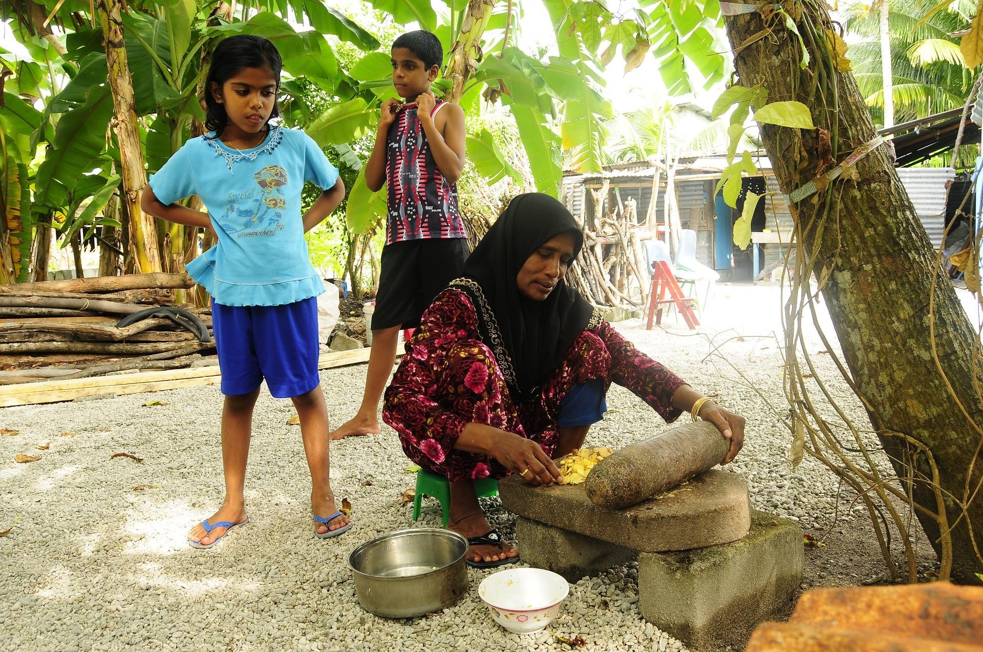 الهجرة إلى المالديف