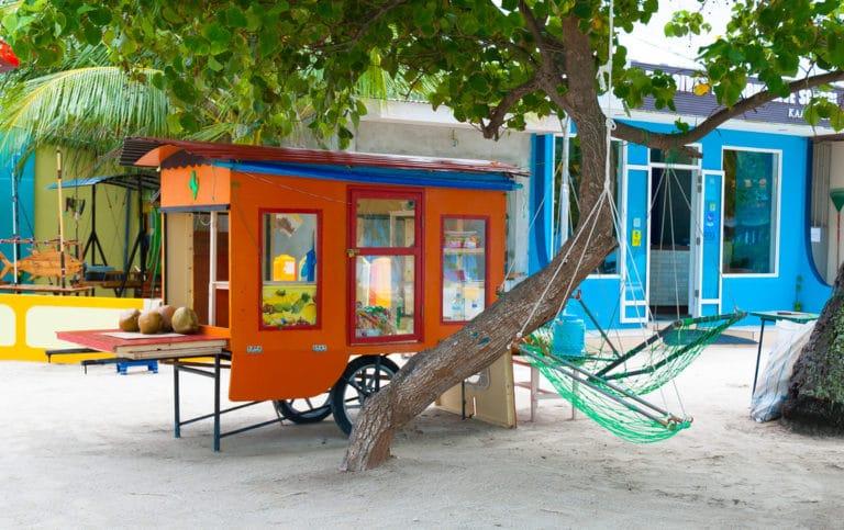 جزيرة مافوشي Maafushi