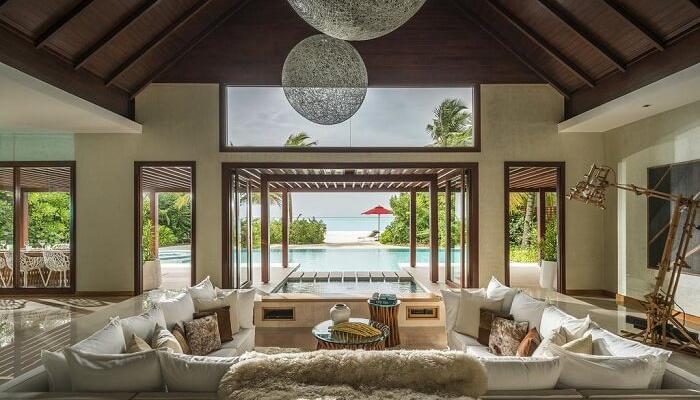 السفر الى المالديف