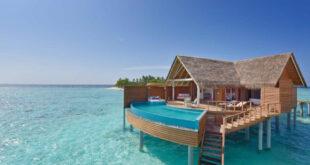 منتجعات المالديف الأكثر خصوصية