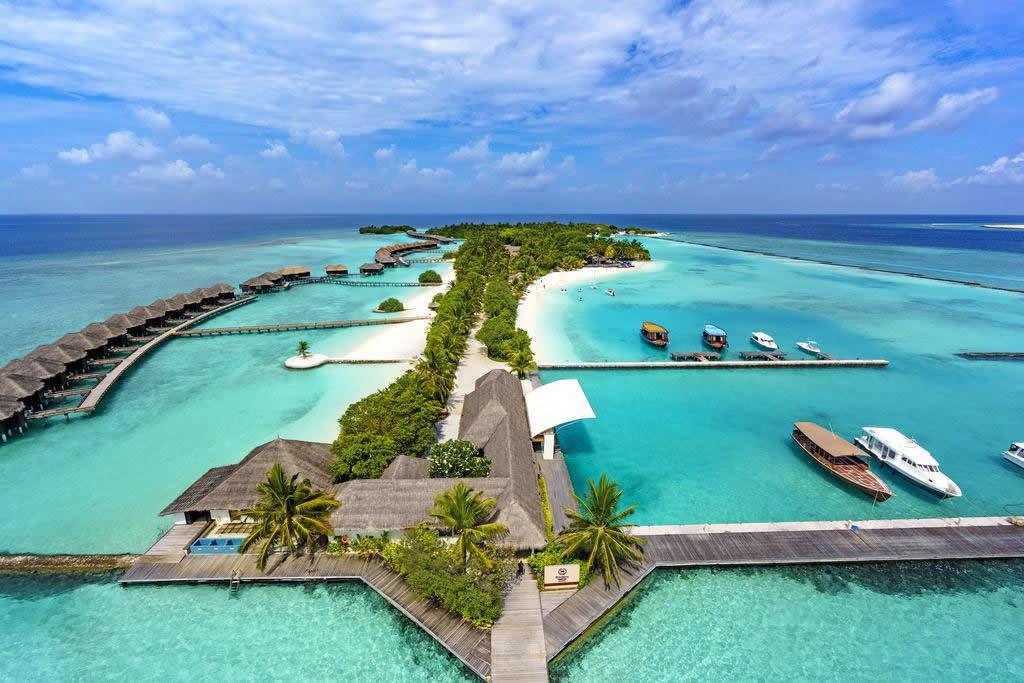 منتجعات المالديف القريبة من المطار