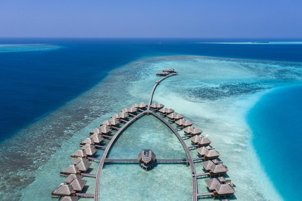 افخم منتجعات المالديف