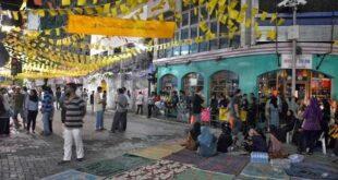 المولات في المالديف