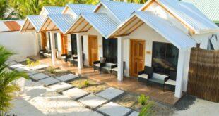 أكواخ جزر المالديف