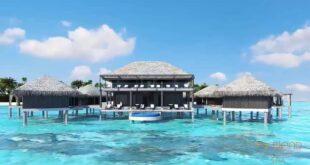 شاليهات جزر المالديف