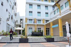 أقسام الدراسة في جامعة المالديف الوطنية