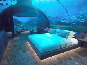 موراكا أول فيلا في العالم تقع تحت الماء